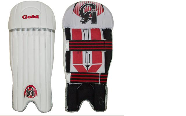CA Gold Keeping Pads