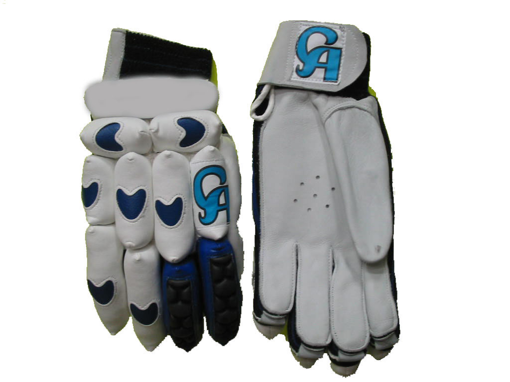 CA White Gold Gloves