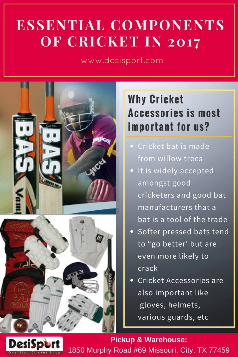 Essentials Components Cricker