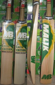 Malik Bubber Sher Limited Edition Bat Ready Play