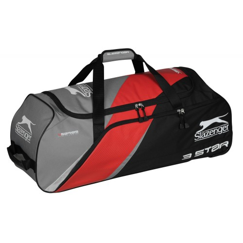Slazenger 3 Star Wheelie Bag