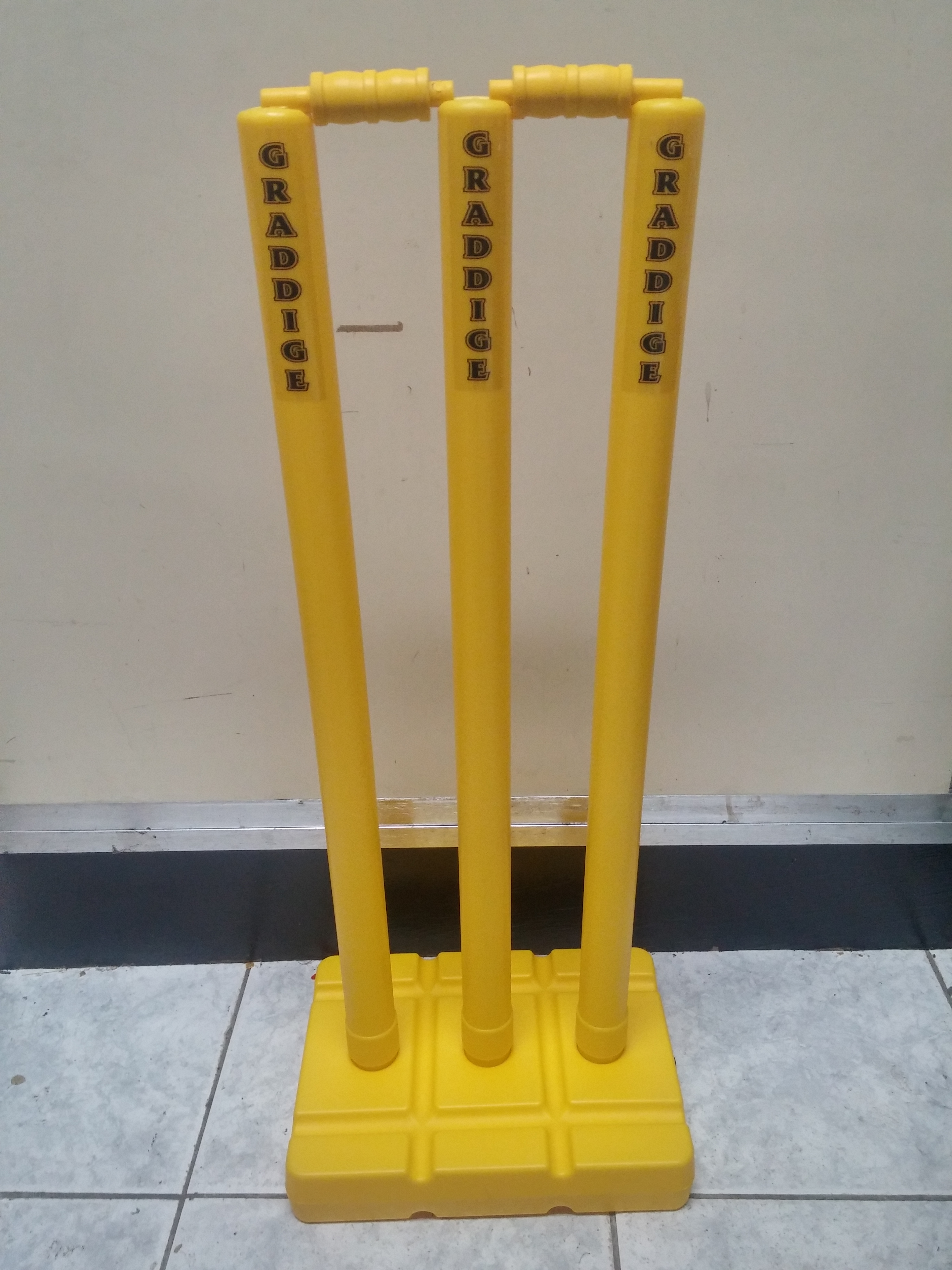 Graddige Flexi PLastic Stump Set 1 Side