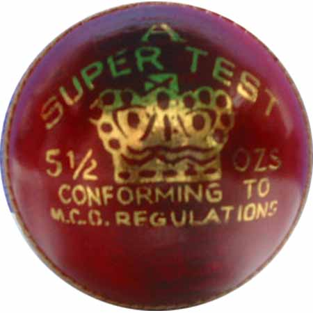 CA Super Test Red Ball