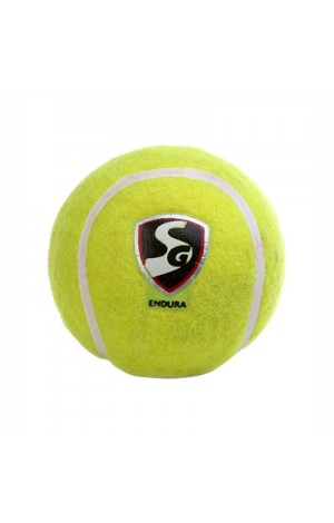SG Endura Yellow Heavy Tennis Ball