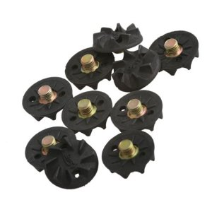 Pack of Replacement Rubber Spikes