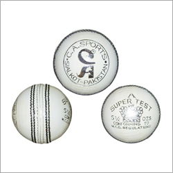 CA Super Test White Ball